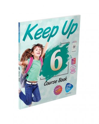 1019 - Keep Up 6 Course Book