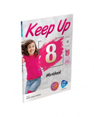 0802 - Keep Up 8 Workbook