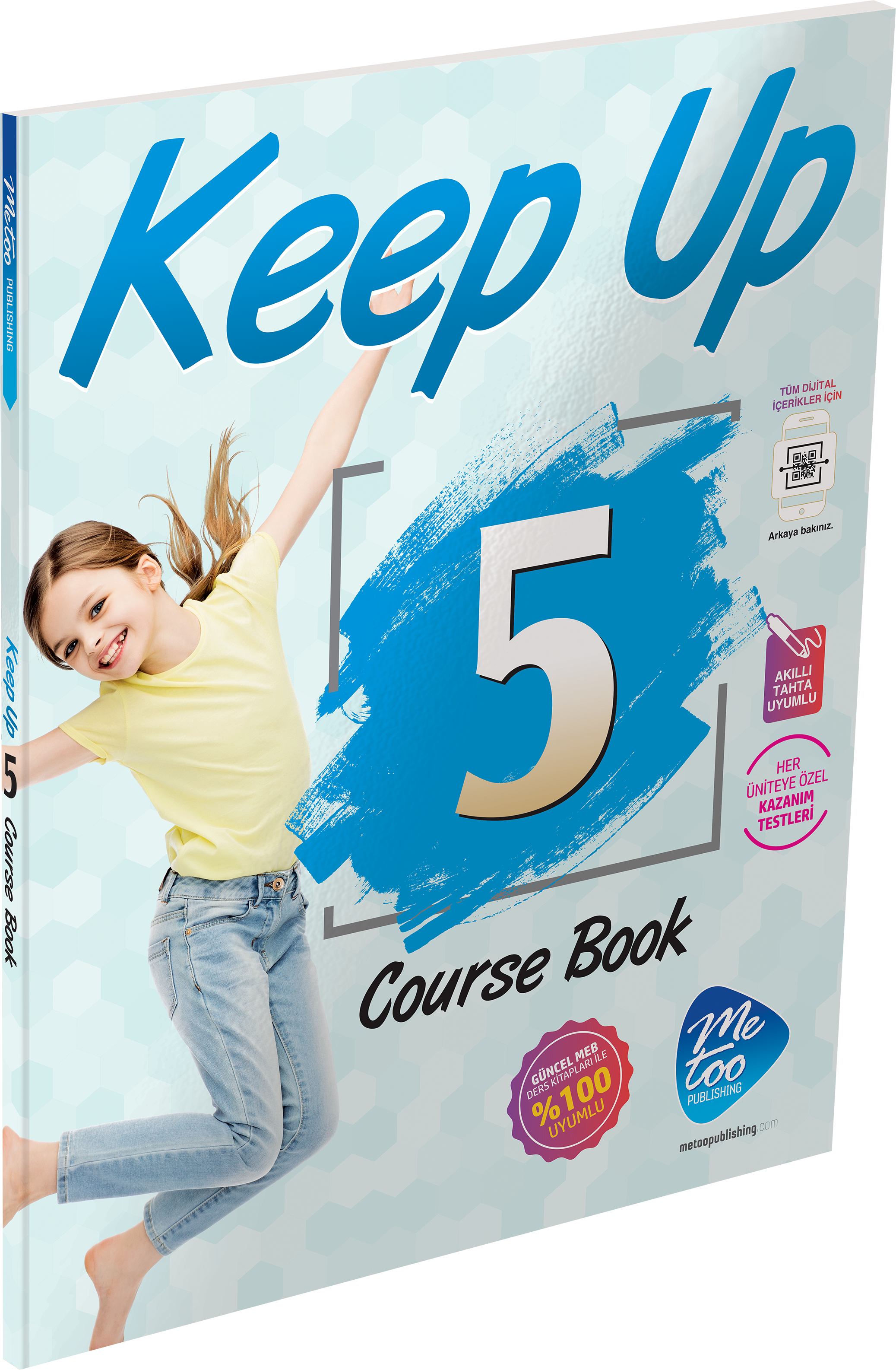 0501 - Keep Up 5 Course Book